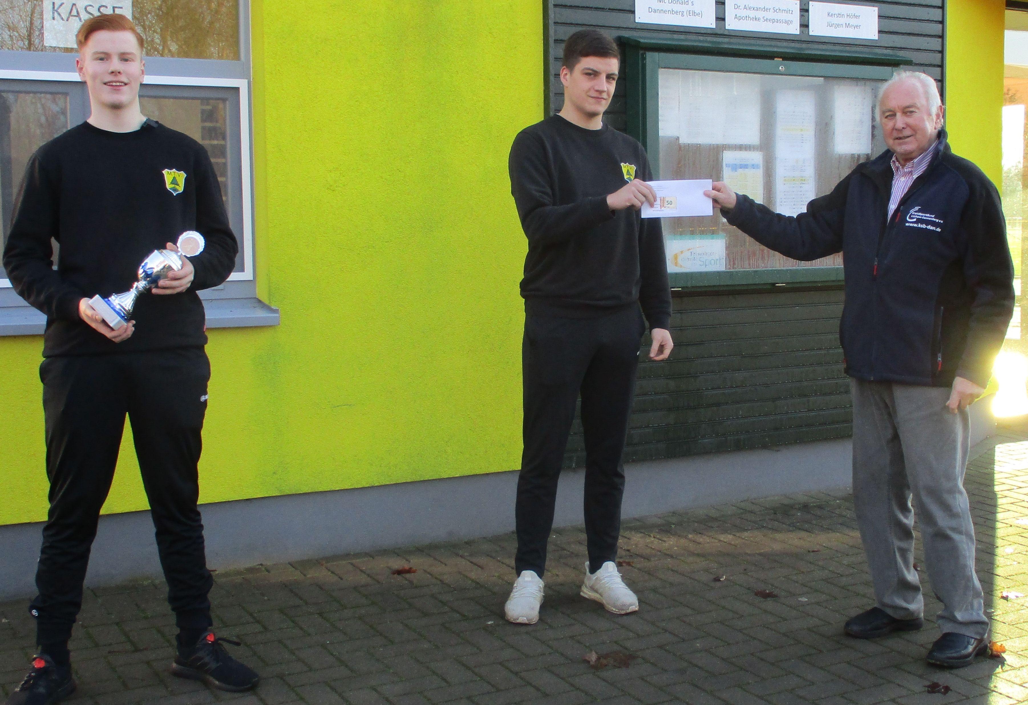 MTV Dannenberg Handball mB 2019