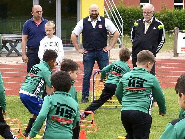 REWE-Aktion Scheine für Vereine